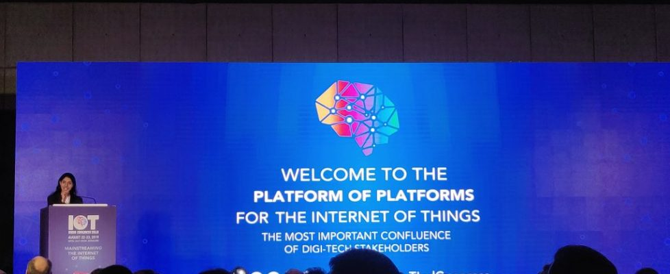 WeMakeIoT at IoT India Congress