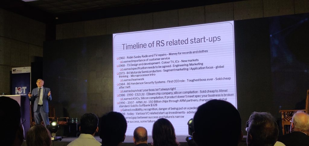 WeMakeIoT at IoT India Congress 2