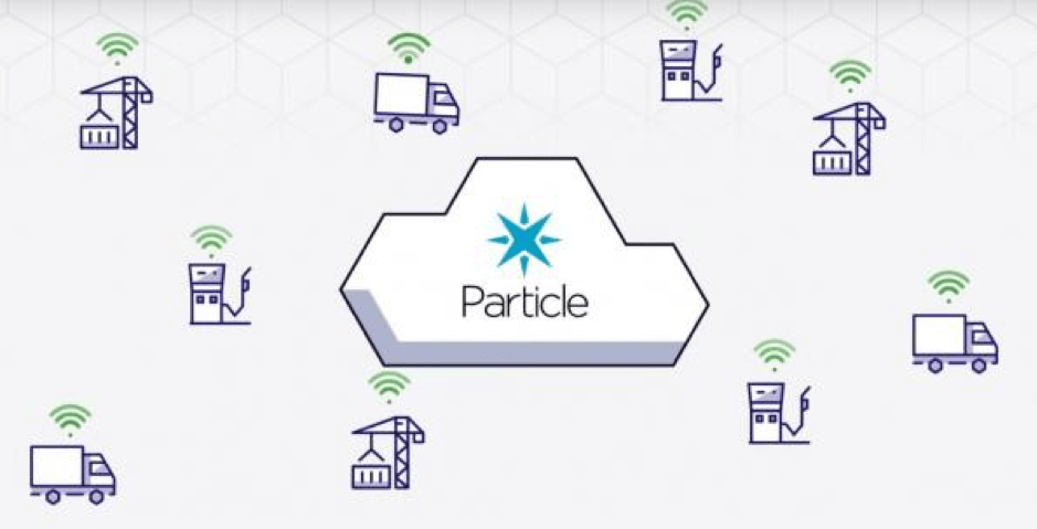 IoT solution development using Particle